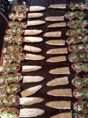 sandwich montering