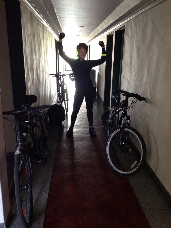 Kristine og syklene