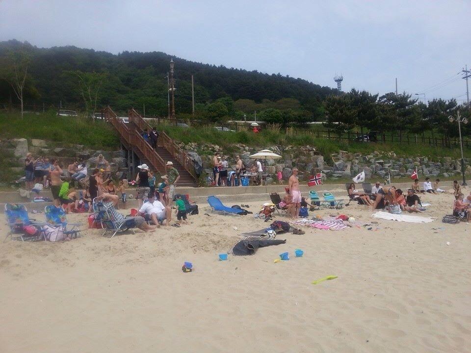 Gujora beach