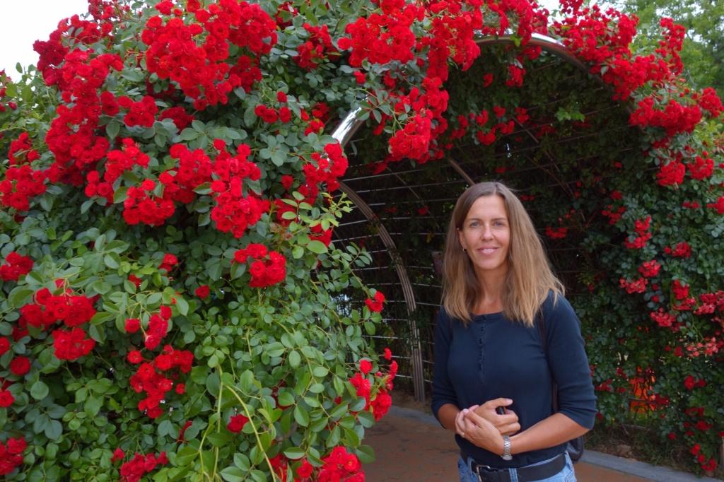 Fruen & rosene